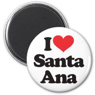 Amo Santa Ana Imán Redondo 5 Cm