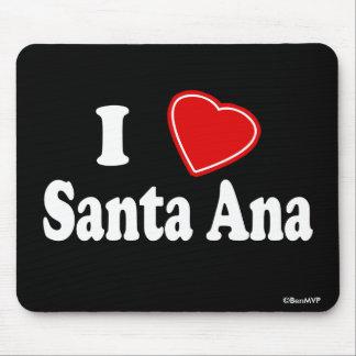 Amo Santa Ana Alfombrillas De Raton