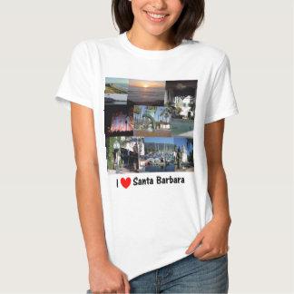 Amo Santa Barbara Remeras