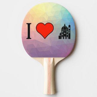 Amo Santa María que va Del Fiore Pala De Ping Pong