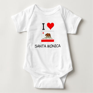 Amo SANTA MÓNICA California Camisas