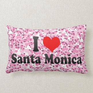 Amo Santa Mónica Estados Unidos Almohada