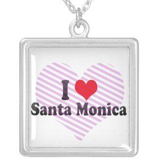 Amo Santa Mónica Estados Unidos Pendiente