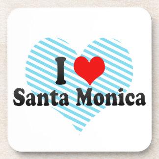 Amo Santa Mónica Estados Unidos Posavaso