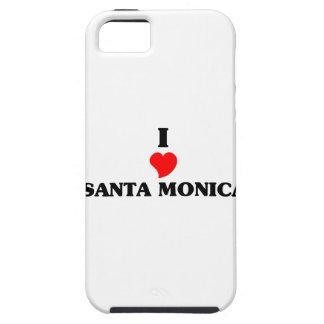 Amo Santa Mónica iPhone 5 Carcasa