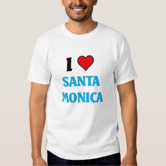Amo Santa Mónica Polera