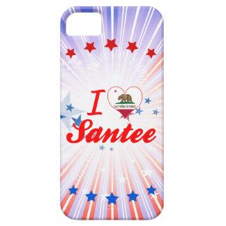 Amo Santee, California iPhone 5 Case-Mate Protectores