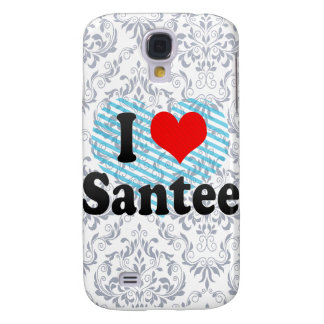 Amo Santee, Estados Unidos