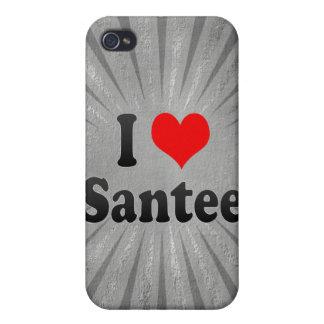 Amo Santee, Estados Unidos iPhone 4 Protectores