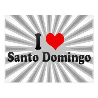 Amo Santo Domingo, República Dominicana Postales