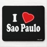 Amo Sao Paulo Mousepad