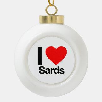 amo sards adornos