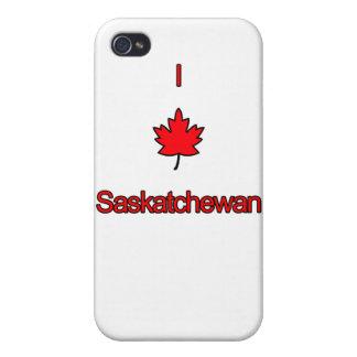 Amo Saskatchewan iPhone 4/4S Carcasas