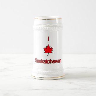 Amo Saskatchewan Jarra De Cerveza