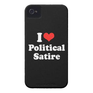 AMO SATIRE png POLÍTICO iPhone 4 Coberturas