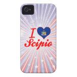 Amo Scipio, Nueva York iPhone 4 Carcasa
