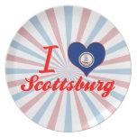 Amo Scottsburg, Virginia Plato