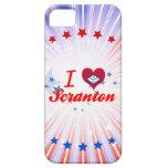 Amo Scranton, Arkansas iPhone 5 Fundas