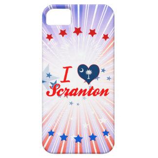 Amo Scranton, Carolina del Sur iPhone 5 Case-Mate Protectores