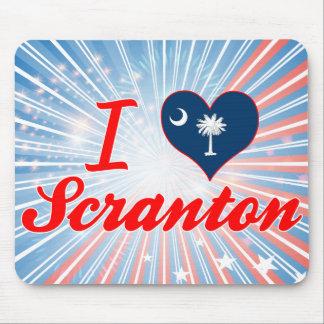 Amo Scranton, Carolina del Sur Tapete De Raton