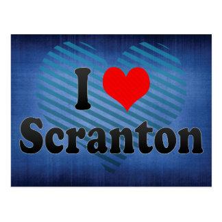 Amo Scranton, Estados Unidos Postal