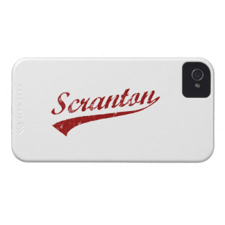 Amo Scranton Pennsylvania Case-Mate iPhone 4 Funda