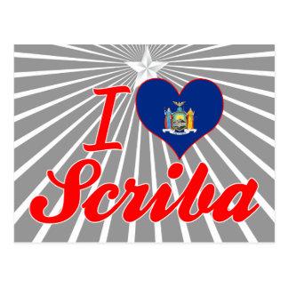 Amo Scriba, Nueva York Postal