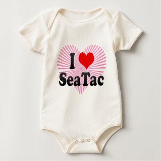 Amo SeaTac, Estados Unidos Traje De Bebé