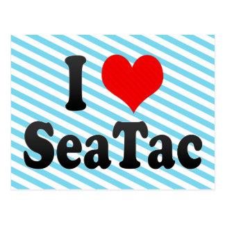 Amo SeaTac, Estados Unidos Postal