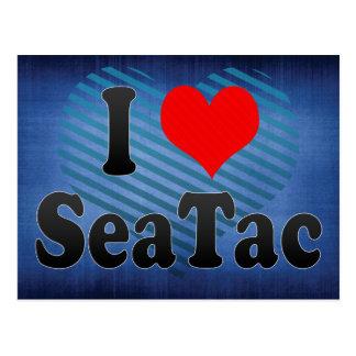 Amo SeaTac, Estados Unidos Postales