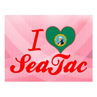 Amo SeaTac, Washington Postal