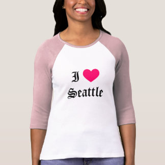 Amo Seattle Camisas