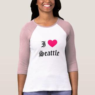 Amo Seattle Playera