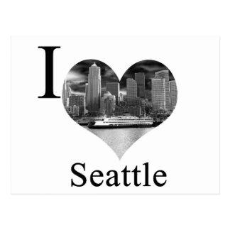 Amo Seattle Postal