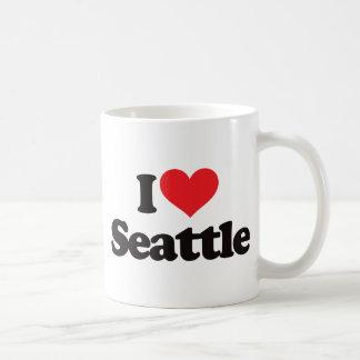 Amo Seattle Taza De Café