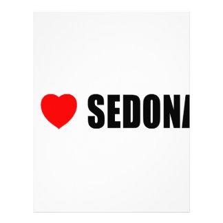 Amo Sedona Membrete