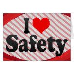 Amo seguridad tarjeton