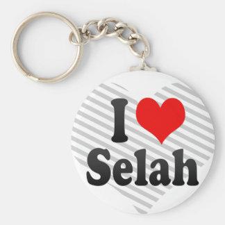 Amo Selah Llavero Redondo Tipo Pin