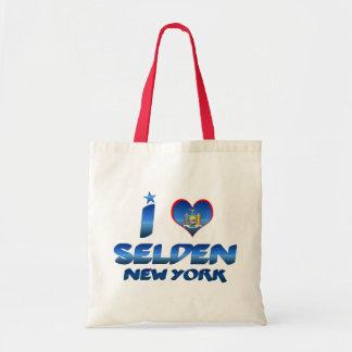 Amo Selden, Nueva York Bolsa Tela Barata