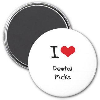 Amo selecciones dentales iman