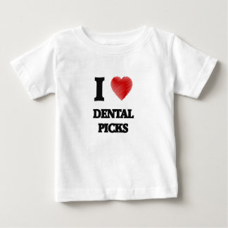 Amo selecciones dentales playera