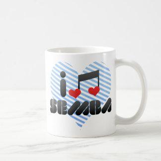 Amo Semba Taza De Café