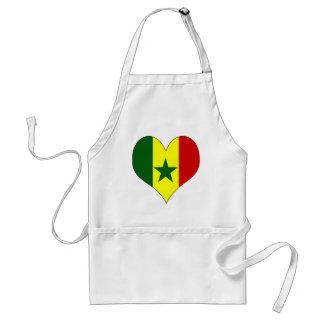 Amo Senegal Delantal