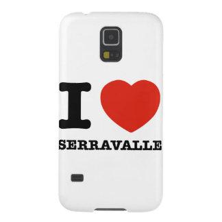 Amo Serravalle Carcasa Para Galaxy S5