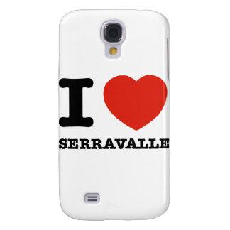 Amo Serravalle Funda Para Galaxy S4