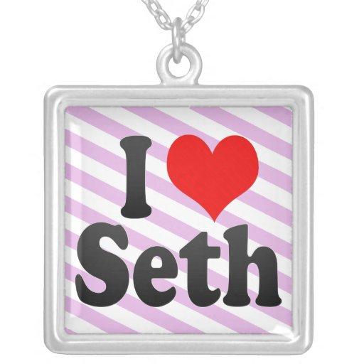 Amo Seth Grimpola Personalizada