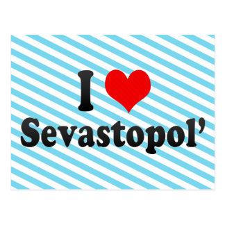 Amo Sevastopol', Ucrania Postales
