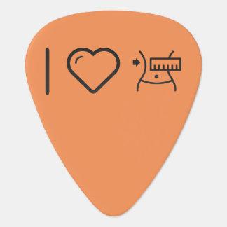 Amo Sexies femenino Uñeta De Guitarra