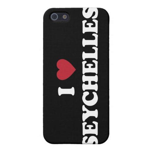 Amo Seychelles iPhone 5 Cárcasa