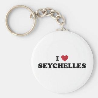 Amo Seychelles Llavero